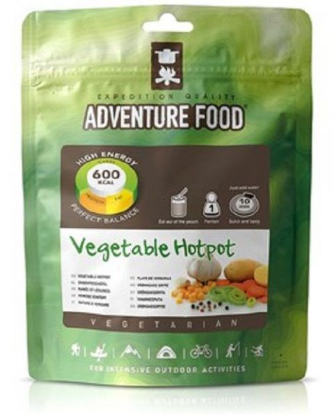 Adventure Foods - Vegetable Hotpot: Potato Stew rich in Vegetables